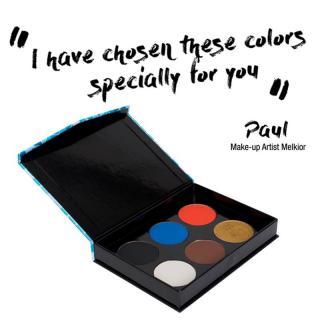 19000 paleta ochi albastri