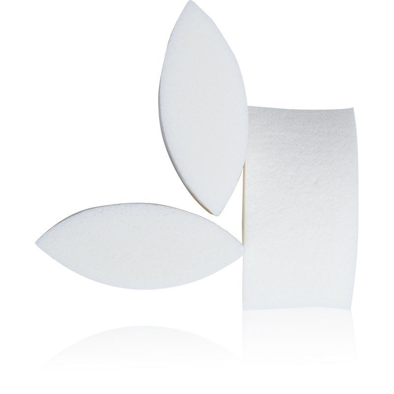 SMALL ELIPSE LATEX SPONGE - 50PCS