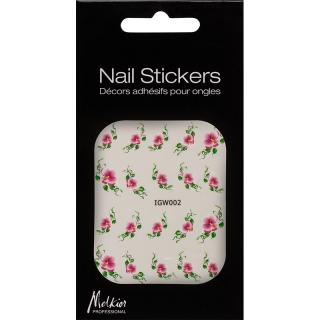 NAIL STICKERS WATER