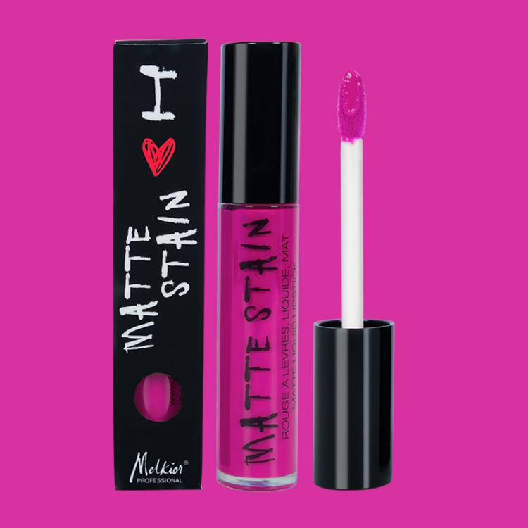 Dažykite savo lūpas naujuoju Matte Liquid (skystu matiniu) lūpdažiu!